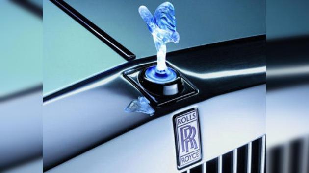 Rolls-Royce presentará un prototipo eléctrico