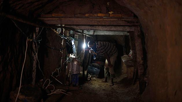 Video: Hamás graba la incursión a Israel de sus milicianos a través de un túnel