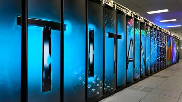 Titán se convierte en el superordenador más potente del mundo