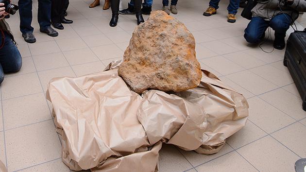 Hallan en Polonia un meteorito de 300 kilogramos, el mayor de Europa del Este