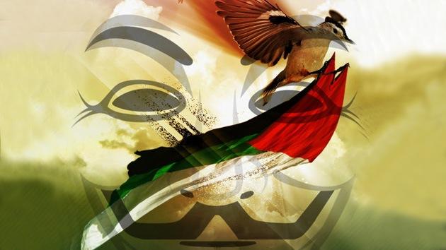 Anonymous 'hackea' la página gubernamental de Tel Aviv