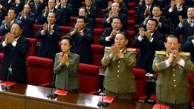 Corea del Norte: ahora es la tía de Kim Jong-un la que 'desaparece' de las fotos