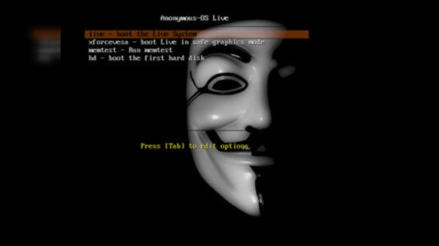 El sistema operativo de Anonymous, ¿trampa explosiva?