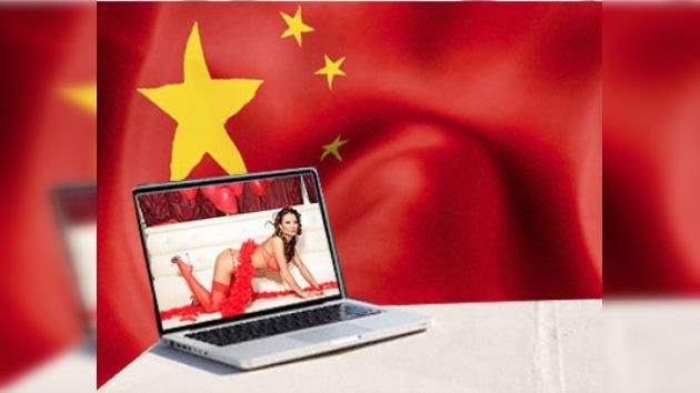 China dejó de bloquear porno para sus ciudadanos