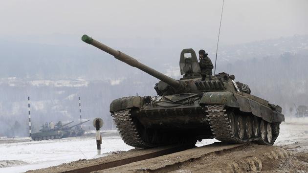 Rusia ya cuenta con un avanzado visor térmico de tanques propio