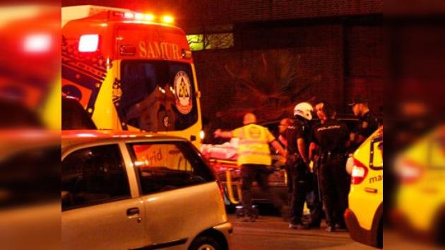 Un hombre mata a tiros a una embarazada en una iglesia de Madrid y se suicida
