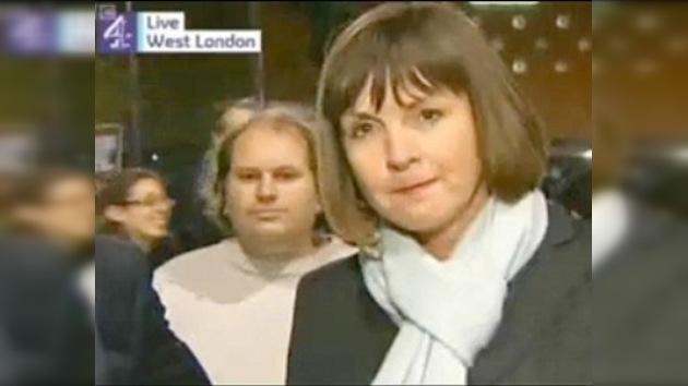 El terror de los reporteros británicos es un filántropo