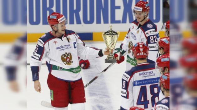 Rusia se adjudica la Copa Kariala tras imponerse a la República Checa