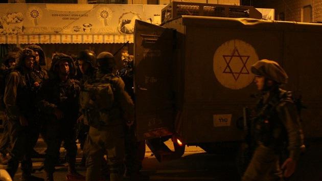 La Policía israelí mata a un palestino que blandía una pistola de juguete