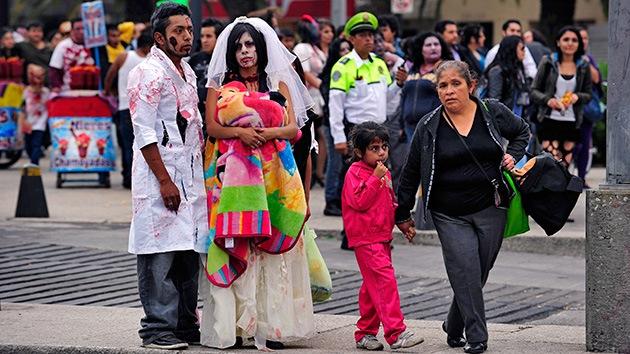 Por qué el mundo se vuelve loco con el fenómeno zombi