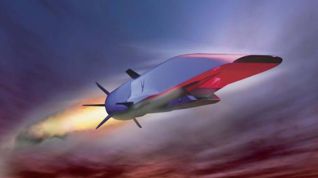 NASA e do Pentágono tentar um ofício de seis vezes mais rápido que o som