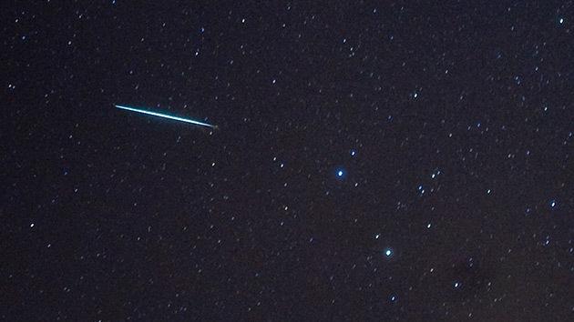 """Videos, fotos: Meteoritos """"increíbles"""" surcan el cielo al oeste de Canadá y EE.UU."""