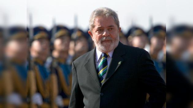 Lula estará dos días de visita oficial en Moscú