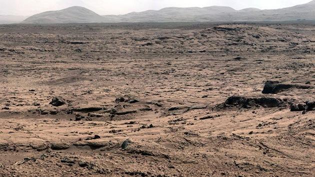 Marte, un lugar apto para albergar vida