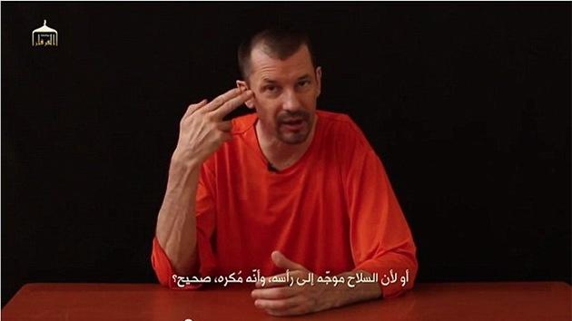 """Hermana de rehén del Estado Islámico: """"Mi hermano está convencido de sus palabras"""""""