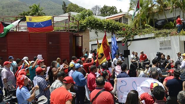 """Venezuela condena """"la política genocida y de exterminio"""" israelí contra el pueblo palestino"""