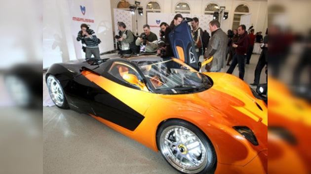Los superdeportivos Marussia B1 y B2 ya están a la venta