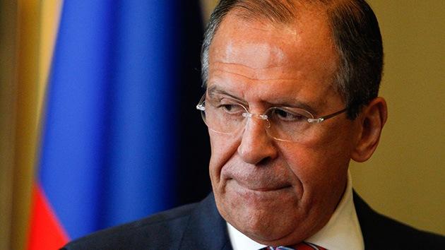Lavrov: Los intentos de decidir por los ucranianos desde afuera son inviables