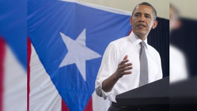 Obama visita Puerto Rico en el primer viaje presidencial a la isla en medio siglo