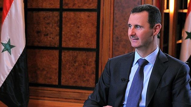Assad: Siria podrá responder en caso de un ataque israelí