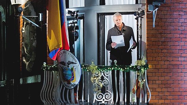 Ecuador lleva el caso de Assange al opositor Partido Laborista del Reino Unido