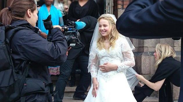 """Y Thea dijo """"no"""": la chica noruega de 12 años no se casará con su novio de 37"""