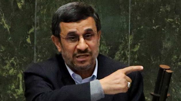 Ahmadineyad: Israel teme las consecuencias de un ataque contra Irán