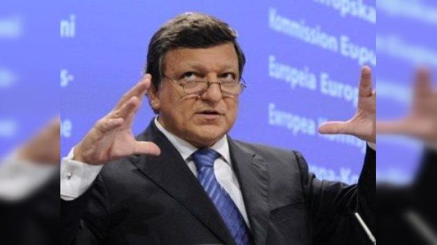 El presidente de la Comisión Europea encuentra una manera de enfrentar la crisis