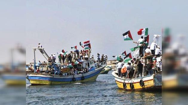 Israel sancionará a los periodistas que viajen a Gaza con la flotilla
