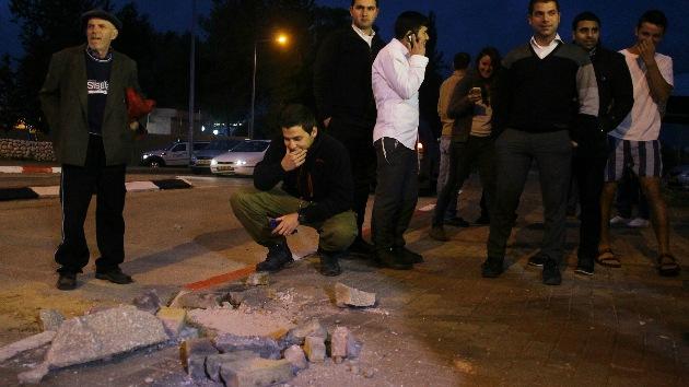 Israel lanza un ataque con fuego de artillería contra la Franja de Gaza