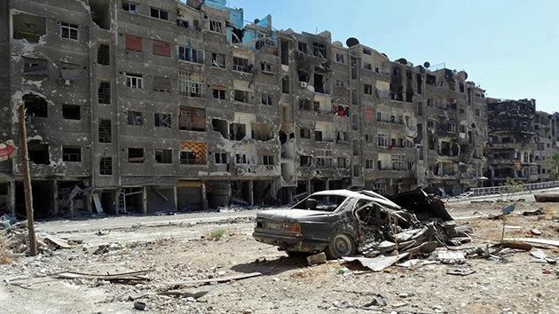Postura de las potencias mundiales sobre la intervención militar en Siria