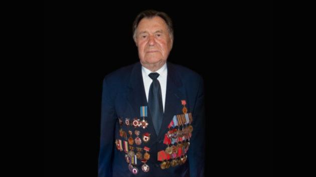 Soldado soviético, triunfador en la guerra