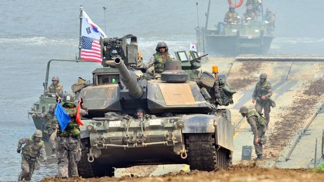Las fuerzas especiales de EE.UU. se entrenaron para entrar en Corea del Norte