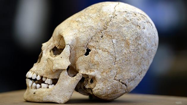 Descubren un cráneo alargado en Francia de hace 1.500 años
