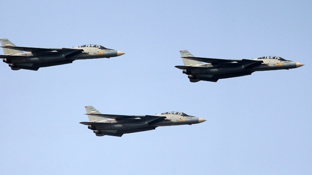 "Irán armará sus cazas F-14 con ""temibles"" misiles de fabricación nacional"