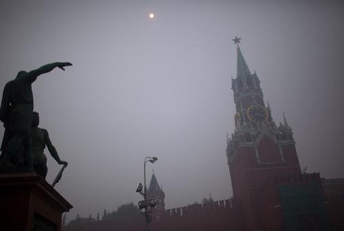 Rusia en llamas: últimas imágenes