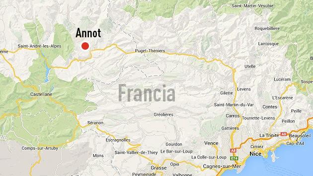 Al menos dos muertos al descarrilar un tren en los Alpes