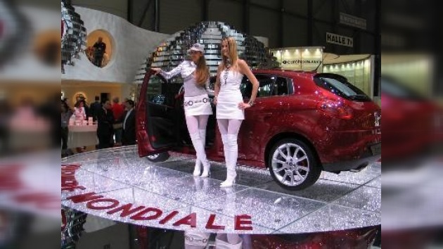 Abre sus puertas el Salón de Automóviles del Futuro en Ginebra
