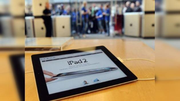 El iPad 2 desaparece de las tiendas de EE. UU.