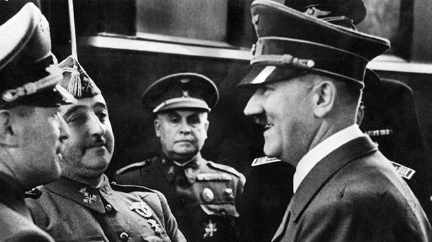 Las claves del plan secreto de Hitler para derrocar a Franco
