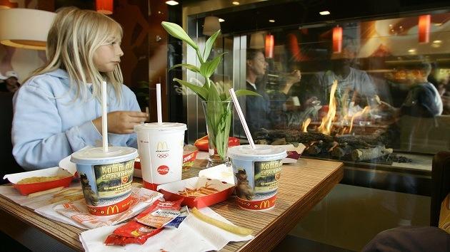Científicos comparan adicción de los niños a la comida chatarra con las drogas