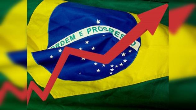 Brasil, entre las seis mayores economías del mundo