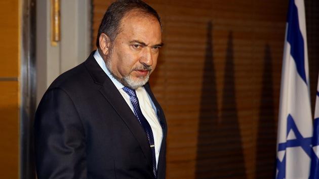 """Canciller de Israel: Los árabes israelíes son unos """"esquizofrénicos"""""""