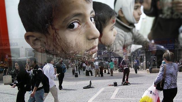 Cientos de testigos de una paliza a jóvenes palestinos no les prestan ayuda