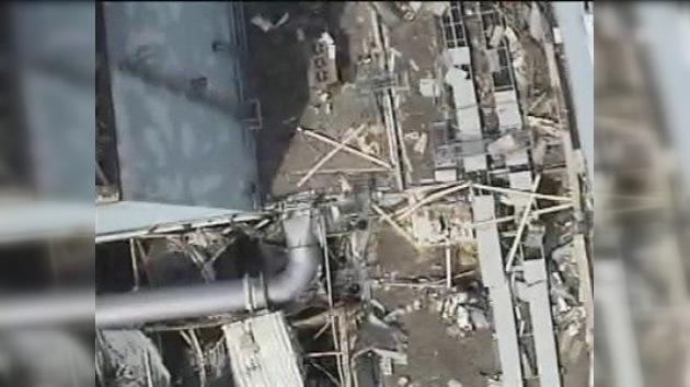 Instalarán un sistema de purificación de aire radiactivo en un reactor de Fukushima-1
