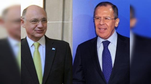 Rusia y Argentina discutirán la colaboración económica