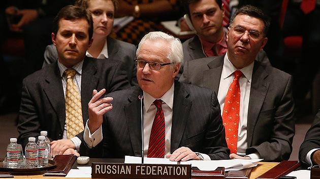 """""""¿Esto qué es, una broma?"""": Ucrania pretende excluir a Rusia de la ONU"""