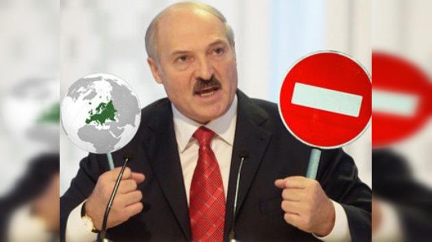 El Parlamento Europeo exige nuevas restricciones contra Bielorrusia