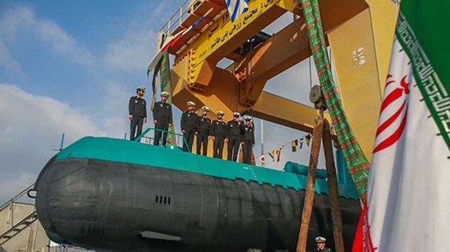 La Marina de Irán incorpora nuevos submarinos de clase media