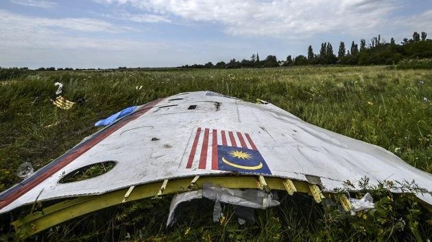 Expertos malasios inspeccionarán en Ucrania el lugar del siniestro del MH17